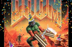 Життя 25 років Doom: несіть торт з свічками Ігри історія новина