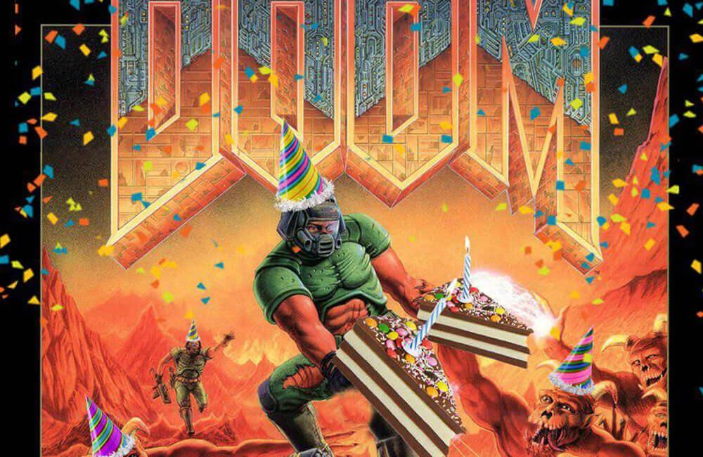 25 років Doom: несіть торт з свічками