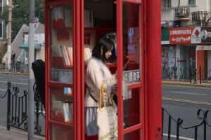 Технології За три роки у Китаї з'явиться мережа клінік розміром з телефону будку кнр медицина новина у світі штучний інтелект