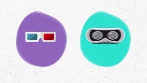 Життя Як працюють об'ємні зображення? (відео VOX) embed-video vox відео здоров'я