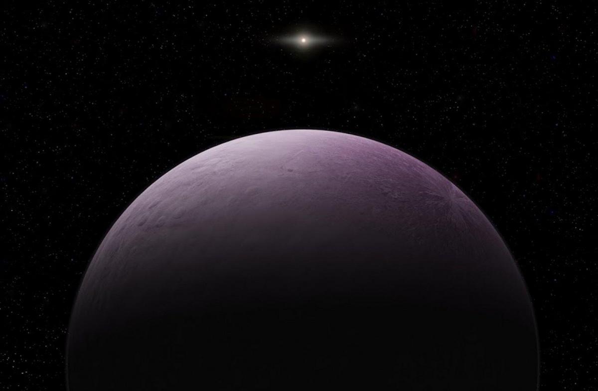 Астрономи знайшли найвіддаленіший з об'єктів Сонячної системи