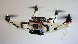 Технології Винайшли дрона, що змінює форму під час польоту дрон новина у світі швейцарія