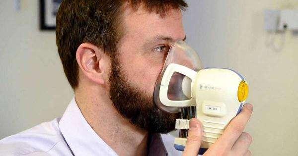 Науковці визначатимуть онкозахворювання за диханням