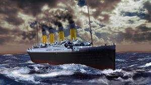 Життя Копія Титаніка вийде в рейс 2022 року австралія історія новина сша транспорт у світі