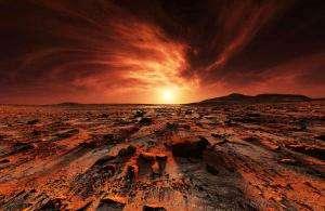 Технології Чи можна відновити атмосферу Марсу, щоб там можна було жити? (відео) embed-video Universe Today відео космос марс наука