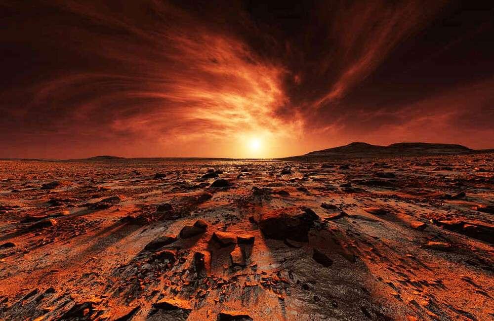 Чи можна відновити атмосферу Марсу, щоб там можна було жити? (відео)