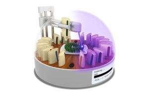 Технології Вчені навчилися друкувати їжу та смажити її за допомогою лазерів Їжа новина сша у світі
