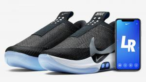 Життя Nike представила кросівки, що автоматично зашнуровуються здоров'я спорт сша