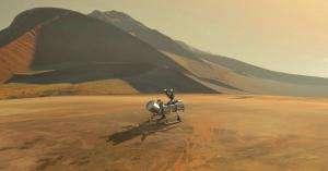 Технології 2025 року NASA планує відправити на супутник Сатурна перший безпілотник nasa космос новина сша у світі