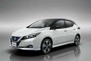 Життя Новий Nissan LEAF e+: характеристики, ціна, старт продажу Nissan Leaf електротранспорт новина у світі японія