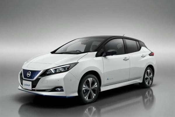 Новий Nissan LEAF e+: характеристики, ціна, старт продажу