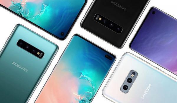 Нова флагманська лінійка Samsung: S10, S10+, S10e та революційний Fold