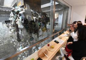 Життя На японському сміттєпереробному заводі відкрили кафе екологія новина сміття у світі японія