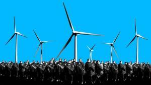 Життя Реве, стогне й вбиває: що не так із вітряними електростанціями? думка екологія енергетика німеччина СЕС стаття сша у світі