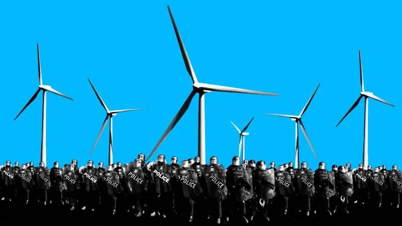 Реве, стогне й вбиває: що не так із вітряними електростанціями?