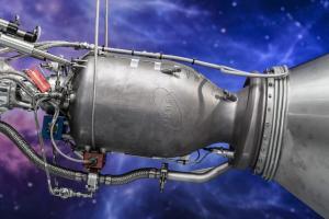 Технології У Великобританії надрукували найбільший у світі ракетний двигун британія космос новина у світі