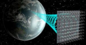 Технології Китай побудує в космосі першу сонячну електростанцію енергетика кнр космос новина СЕС у світі