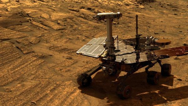 NASA припиняє місію марсохода Opportunity