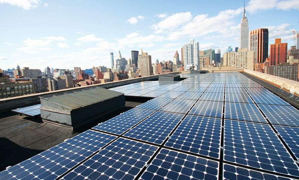 До 2040 року Нью-Йорк планує повністю перейти на зелену енергетику
