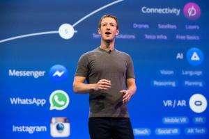 Життя Цукерберг об'єднає Facebook, WhatsApp та Instagram facebook новина соцмережі сша у світі цукерберг