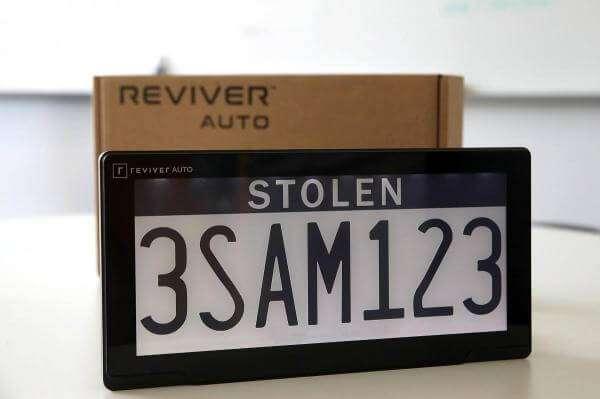 У Мічигані дозволили цифрові автомобільні знаки