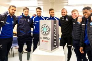 Технології Штучний інтелект вперше став футбольним тренером британія новина спорт у світі штучний інтелект
