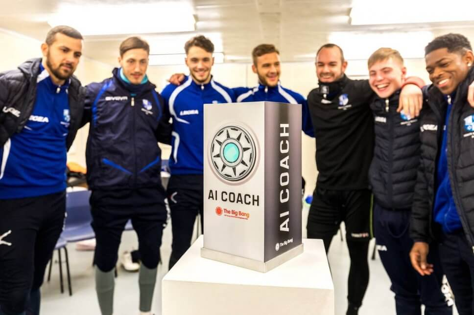 Штучний інтелект вперше став футбольним тренером
