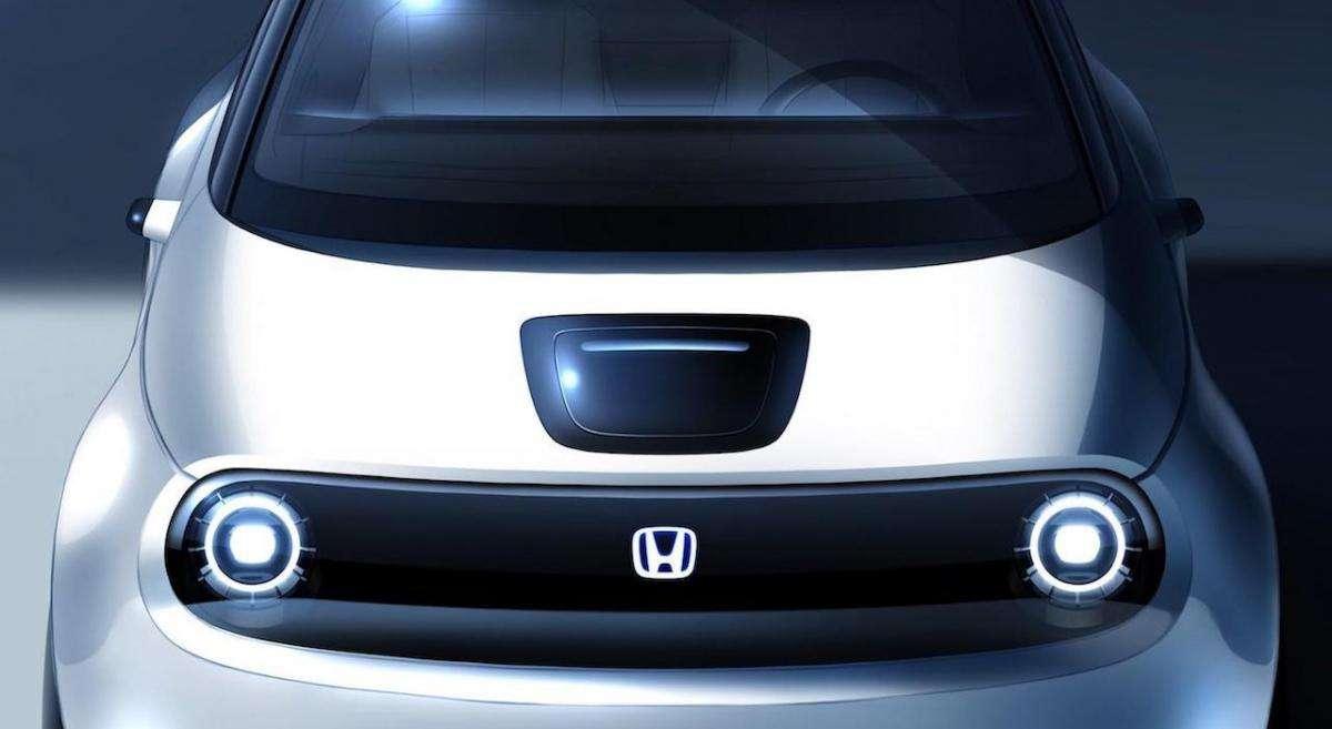 Ретро + хайтек: чому варто побачити електрокар Honda Urban EV