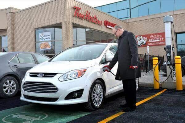 У Канаді запровадили пільги для покупців електромобілів