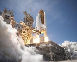 Життя Як працює реактивний двигун? космос ракета стаття