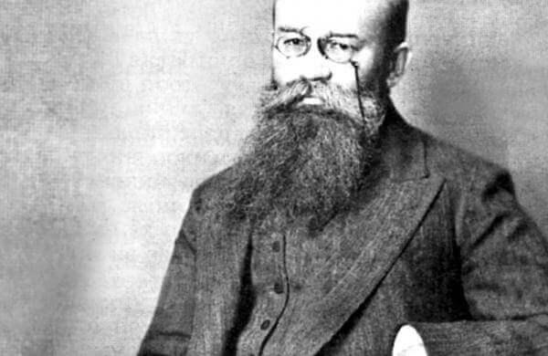 Яку «історію» написав Михайло Грушевський?