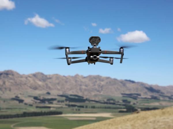 На пасовищах Англії дрони «гавкають» замість собак