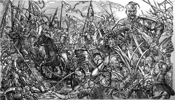 «Історія України-Русі» — політично заангажований твір