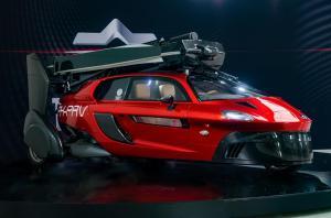 Технології Нідерландці показали перший летючий автомобіль, готовий до серійного випуску Нідерланди новина транспорт у світі