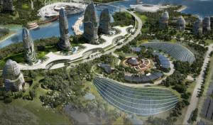 Життя В Іспанії побудують перше розумне місто з казино та надшвидким інтернетом Будівництво енергетика Іспанія новина Туризм у світі