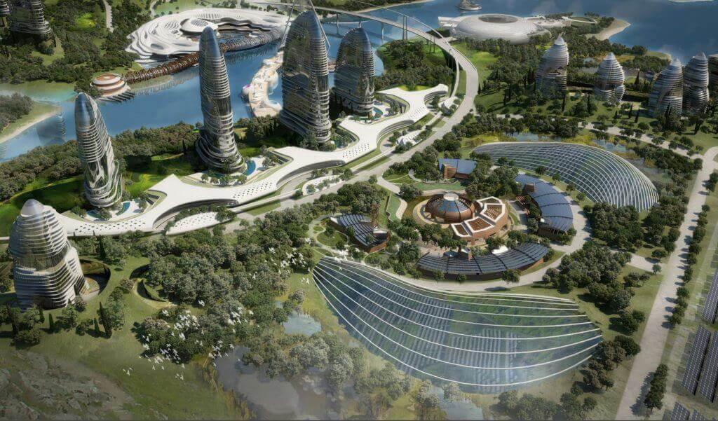 В Іспанії побудують перше розумне місто з казино та надшвидким інтернетом