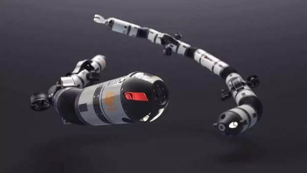 Роботи-змії досліджуватимуть нафтогазові родовища у водах Норвегії