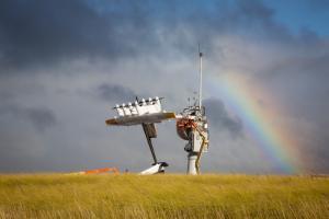 Технології Норвегія отримуватиме електрику з вітрових електростанцій, що літають енергетика новина норвегія у світі