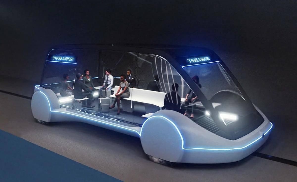 Компанія Ілона Маска можливо побудує підземну магістраль під Лас-Вегасом