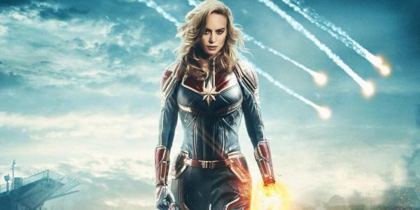 Чому всі навколо говорять про фільм «Капітан Марвел»?