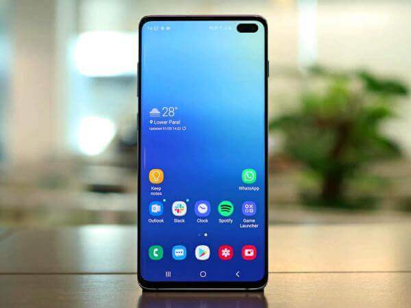Samsung Galaxy S10 — перший анти-iPhone