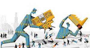 Життя Які професії знищить штучний інтелект і що з цим робити? big data думка стаття штучний інтелект