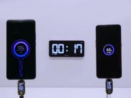 Технології Нова зарядка Xiaomi заряджає смартфон за 17 хвилин xiaomi новина у світі
