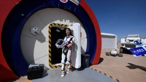 Життя Китай відкрив марсіанську базу на Землі кнр марс новина