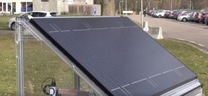 Технології Бельгійські вчені створили сонячну панель, що виробляє водень бельгія енергетика новина у світі