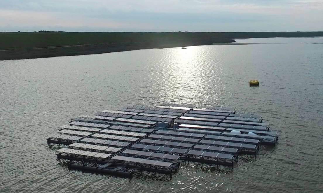 В Нідерландах побудують найбільшу на планеті сонячну електростанцію на воді