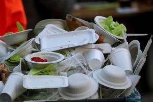 Життя Таллінн заборонив пластиковий посуд на громадських заходах екологія естонія новина сміття у світі