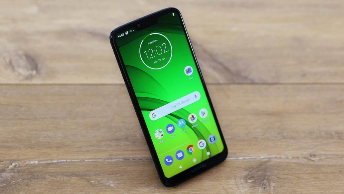 Moto G7 Power від Motorola — бюджетний смартфон із зарядом на три дні