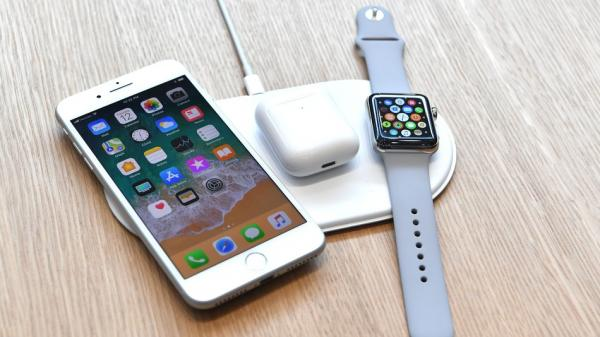 Apple закрила проект бездротової зарядної станції AirPower