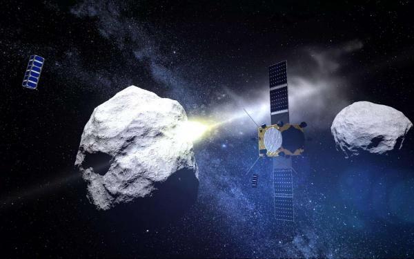 NASA планує збити астероїд в межах програми захисту планети